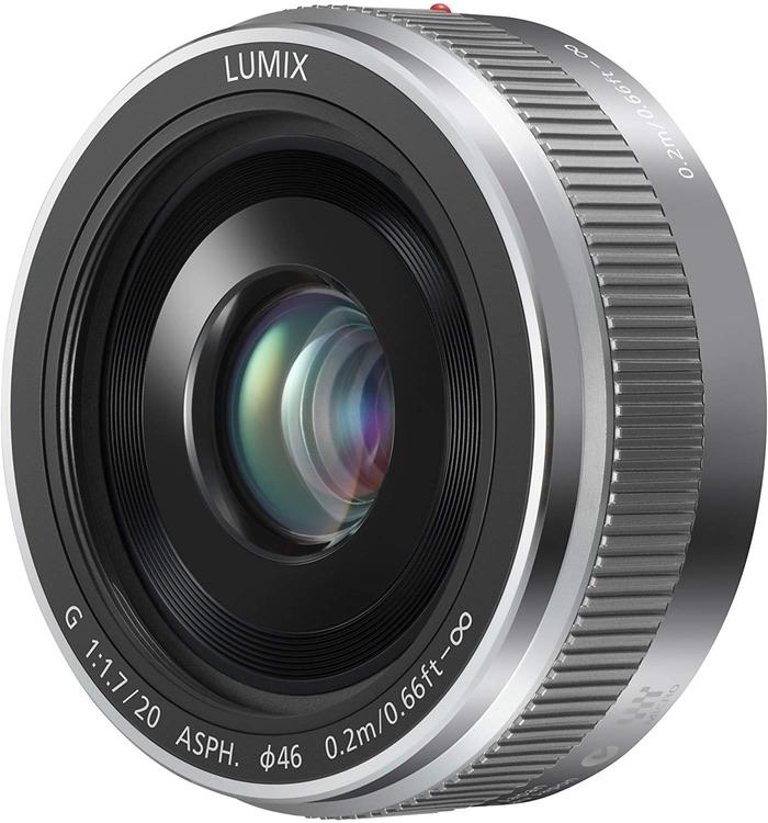 Lumix 20mm lens - Amazon